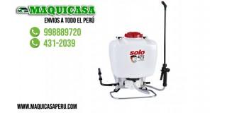 Pulverizadora 475 Solo
