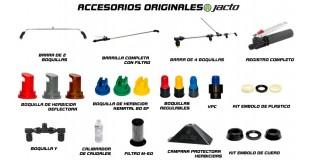 Accesorios Originales Jacto
