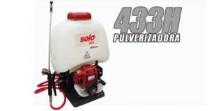 Pulverizadora 433H Solo