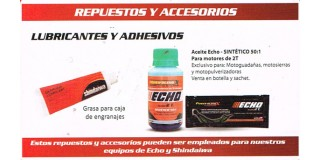 Repuestos ECHO