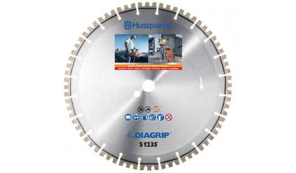 Husqvarna Vb Disco de Corte S1235