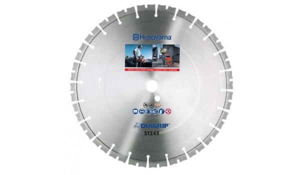 Husqvarna Vb Disco de Corte S1245