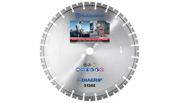 Husqvarna Vb Disco de Corte S1265