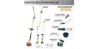 Multifuncionales Equipos Stihl