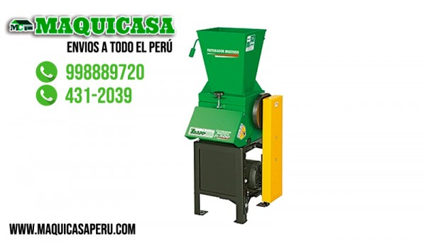 TRAPP JK 500 Picadora de Cactus