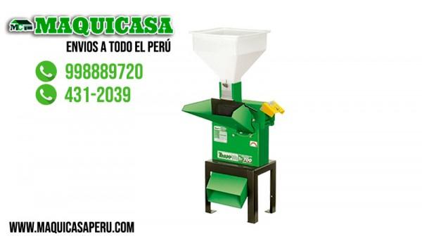 TRAPP TRF 700 Triturador Forrajero