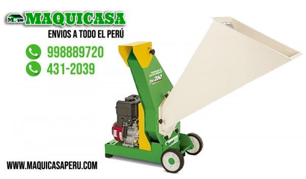 TRAPP TRR 260 Triturador Forrajero