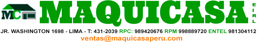 Maquicasa
